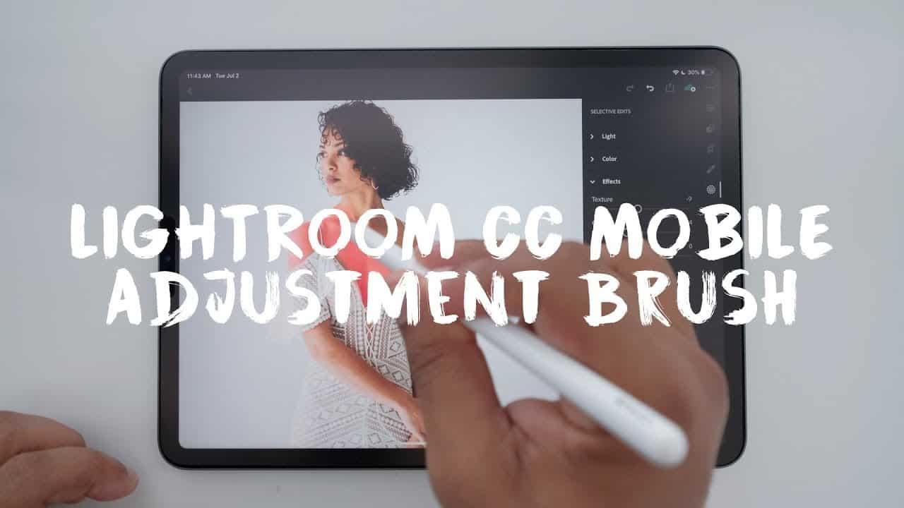 Adjustment-Brush