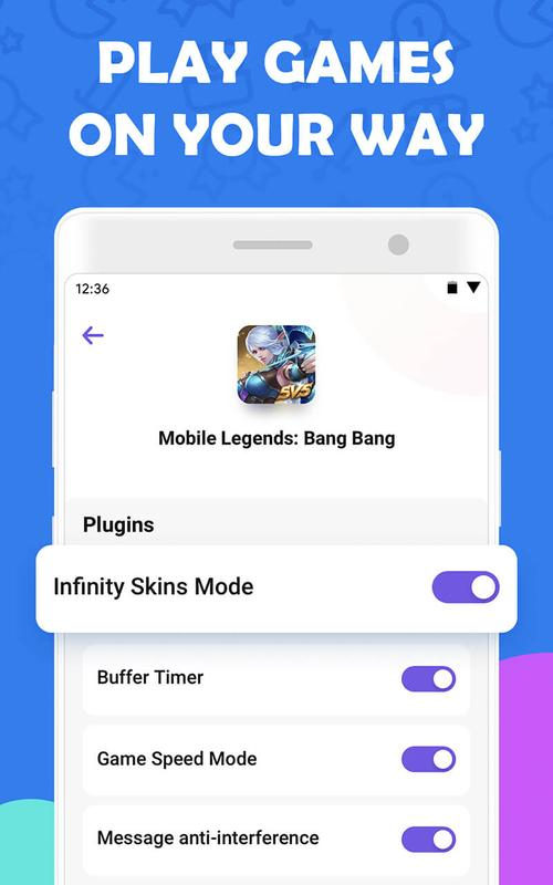 Aktifkan-menu-Infinite-Skin-Mode