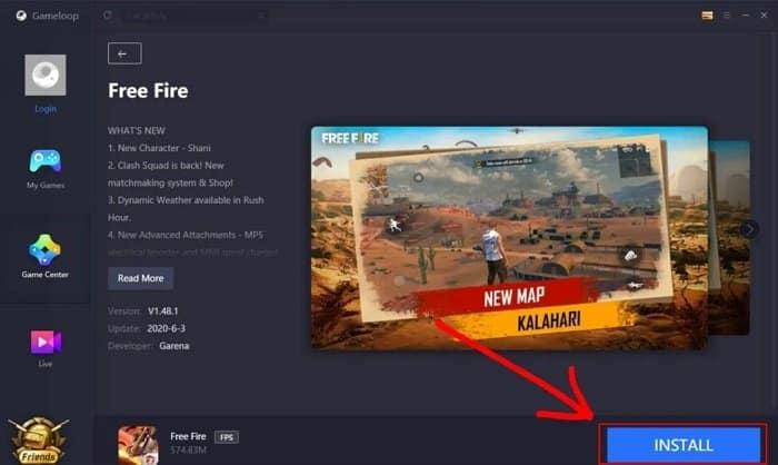 Cara-Mudah-Menggunakan-Gameloop-FF
