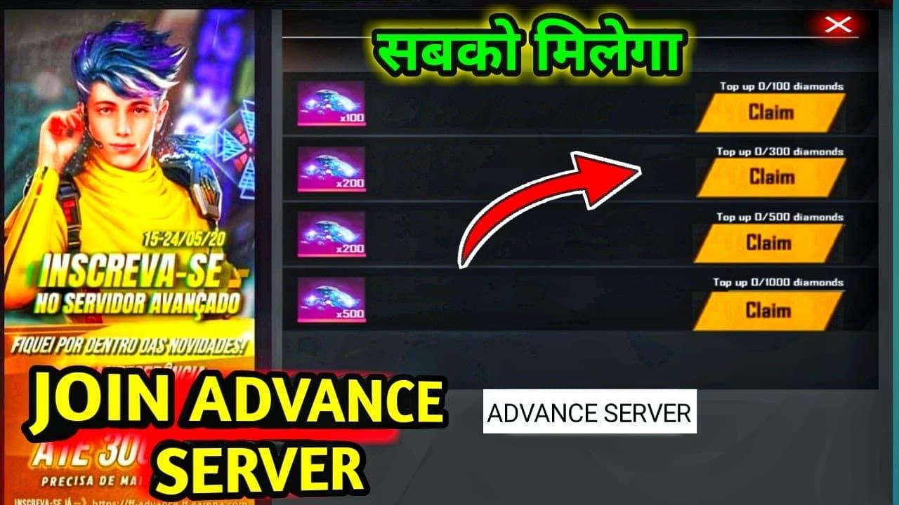 Daftar-Hadiah-FF-Advance-Server-Diamond