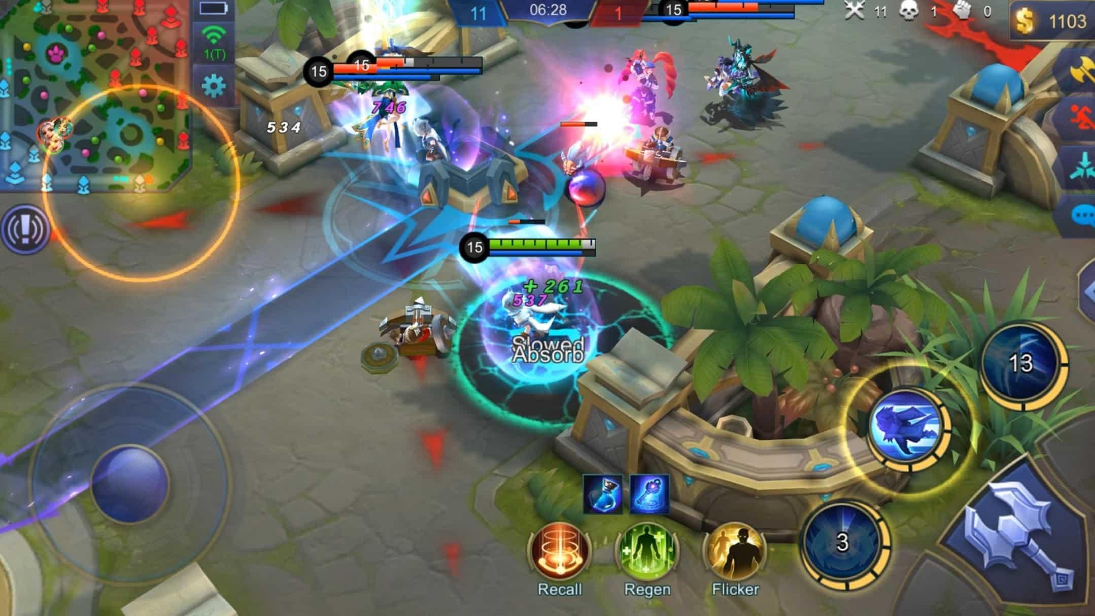 Gameplay-Mobile-Legends