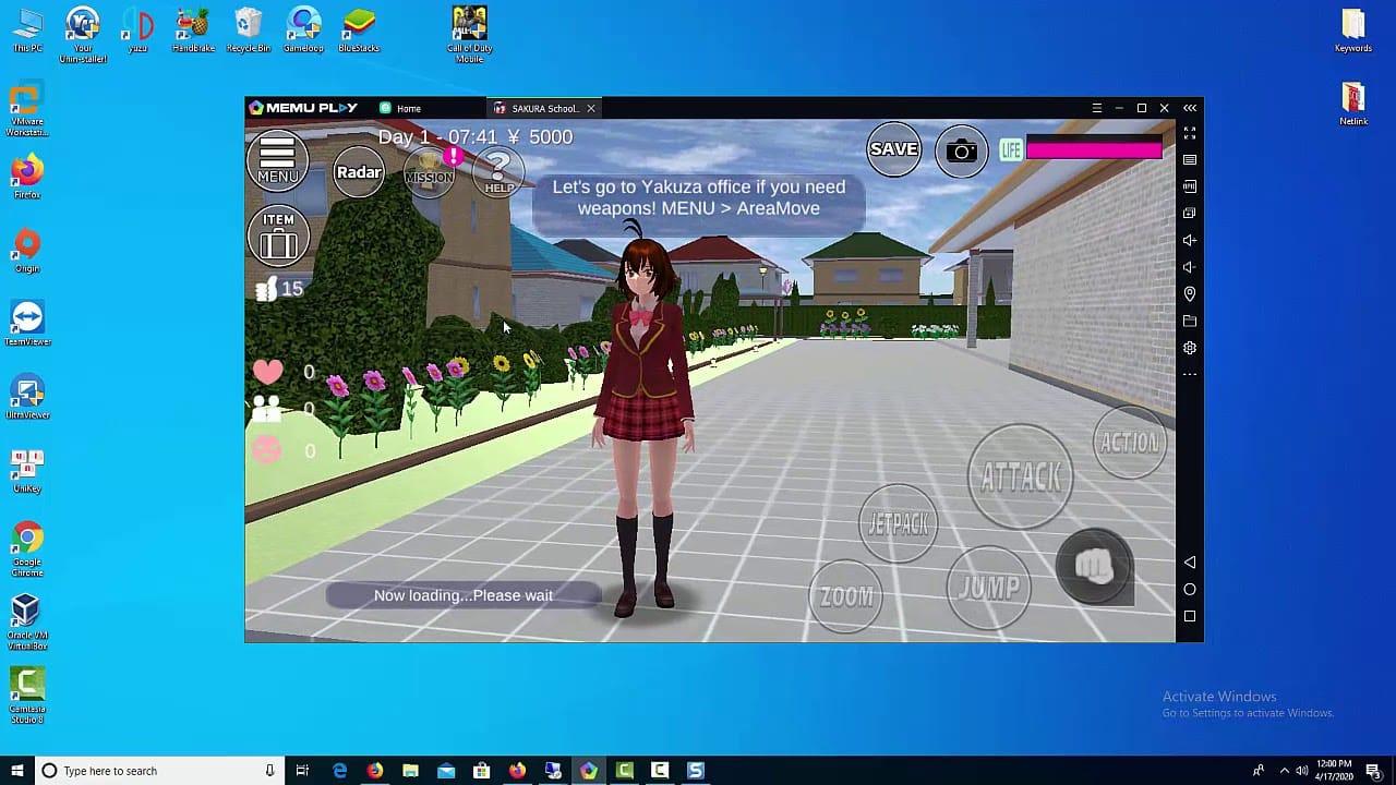 Kelebihan-Memainkan-Sakura-School-Simulator-di-PC
