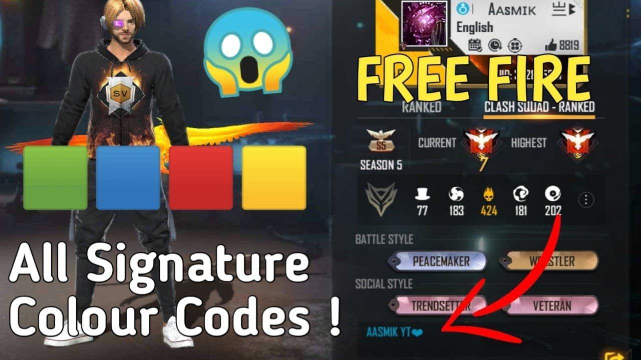 Kode-Bio-Free-Fire-Warna-Warni