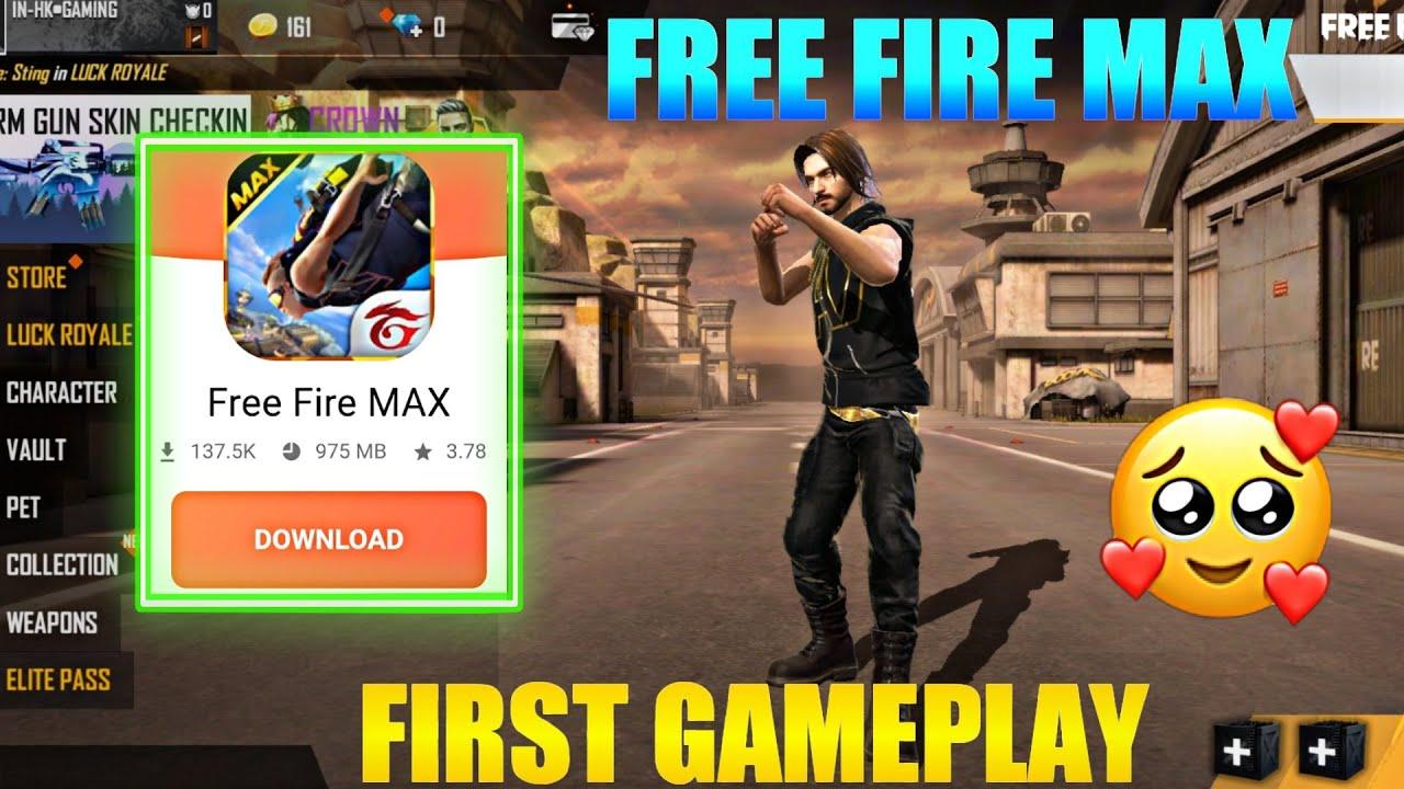 Download Wallpaper Aplikasi Free Fire Max 4.0