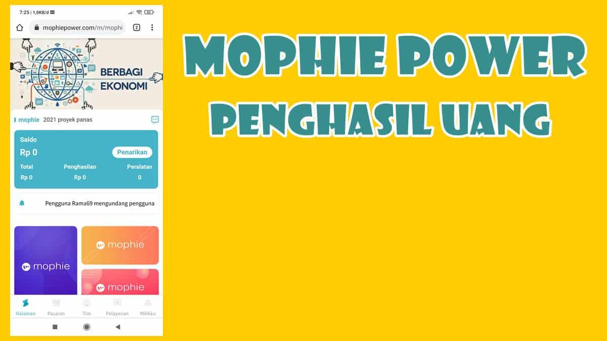 Review-Aplikasi-Mophie-Power-Penghasil-Uang